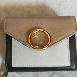シマムラ(しまむら)のMuMu&CO折りたたみ財布(財布)