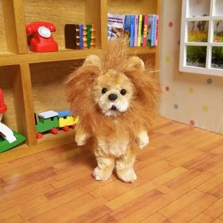 モールアニマル  ライオン(人形)