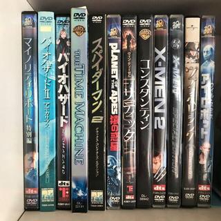 洋画DVD12本_SFアクションetc...(外国映画)