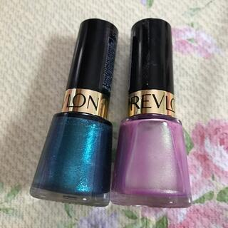 REVLON - レブロン ネイル 2色セット