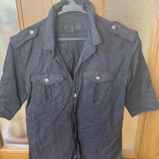 リチウムオム(LITHIUM HOMME)のリチウムオム シワ加工 半袖(Tシャツ/カットソー(半袖/袖なし))