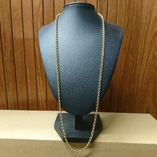 デザインネックレス 18kt 60cm(ネックレス)