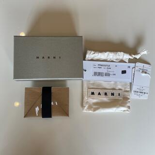 マルニ(Marni)の*新品MARNI カードケース*(折り財布)