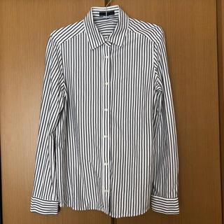 アイシービー(ICB)のICB グレーストライプシャツ(シャツ/ブラウス(長袖/七分))