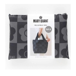 MARY QUANT - 大 マリークワントエコバッグ