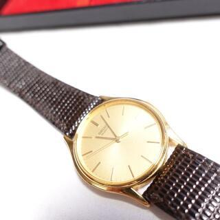 セイコー(SEIKO)のSEIKO 腕時計 メンズ ブラック(腕時計(アナログ))