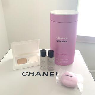 CHANEL - CHANELのChanceバスタブレットオーミセラー化粧水ルブランファンデ20