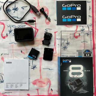 ゴープロ(GoPro)のGoPro HERO8 BLACK(コンパクトデジタルカメラ)