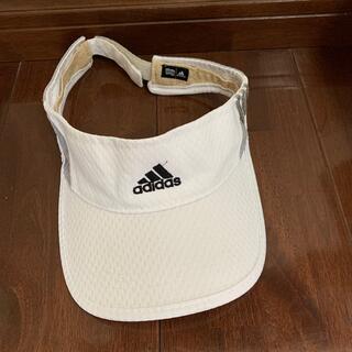 アディダス(adidas)のアディダス ゴルフバイザー(ウエア)