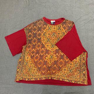 ファセッタズム(FACETASM)のfacetasmデザインTシャツ(Tシャツ/カットソー(半袖/袖なし))