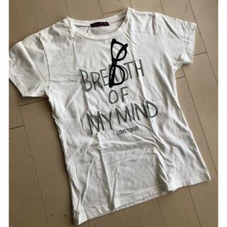ラブトキシック(lovetoxic)のラブトキ 半袖Tシャツ(Tシャツ(半袖/袖なし))