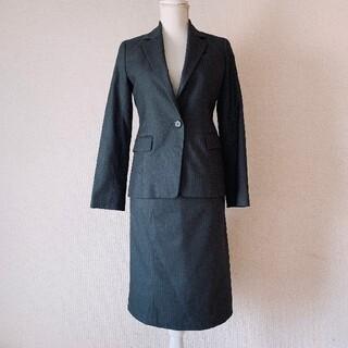 ナチュラルビューティーベーシック(NATURAL BEAUTY BASIC)のNATURAL BEAUTY BASICストライプスーツ(スーツ)