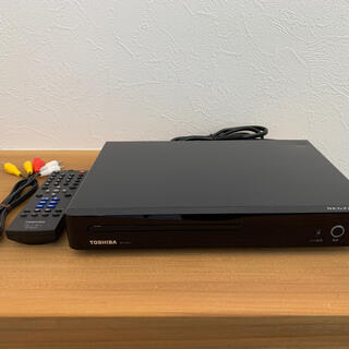 トウシバ(東芝)の東芝REGZA DVDプレイヤー SD-420J(DVDプレーヤー)