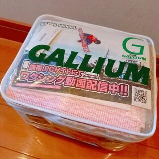 ガリウム(GALLIUM)のGALLIUM ガリウム ワックスグッズセット(その他)