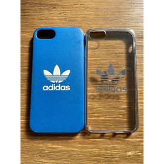 アディダス(adidas)のiPhone8  adidasケース2点セット(iPhoneケース)