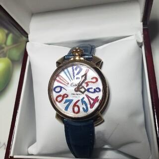 ガガミラノ(GaGa MILANO)のガガミラノ 40MM レディース(腕時計)