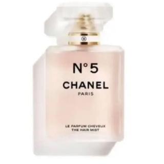 シャネル(CHANEL)のシャネル No.5 ザ ヘアミスト 35ml(ヘアウォーター/ヘアミスト)