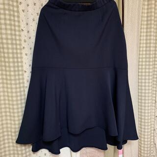 アウィーエフ(AuieF)のgready brilliantスカート(ロングスカート)