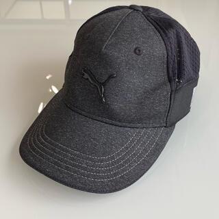 プーマ(PUMA)の【美品】PUMA GOLF プーマ ゴルフ 夏 帽子 キャップ メンズ(その他)