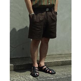 フィグベル(PHIGVEL)の【PHIGVEL MAKERS & Co】half pants(ショートパンツ)