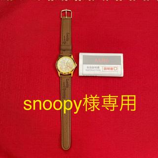 アルバ(ALBA)のALBA  腕時計  ディズニー わんわん物語(腕時計)