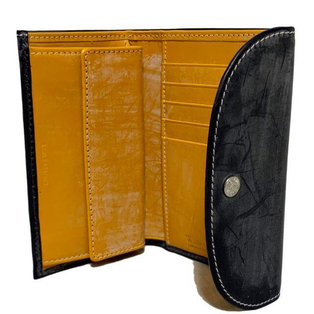 WHITEHOUSE COX(ホワイトハウスコックス)のWhitehouse Cox Begin ブライドルレザー 3つ折り 財布 メンズのファッション小物(折り財布)の商品写真