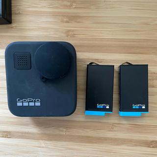 ゴープロ(GoPro)のgopromax 純正予備バッテリー付き(コンパクトデジタルカメラ)