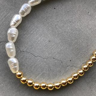 トゥデイフル(TODAYFUL)のhandmade necklace 041(ネックレス)