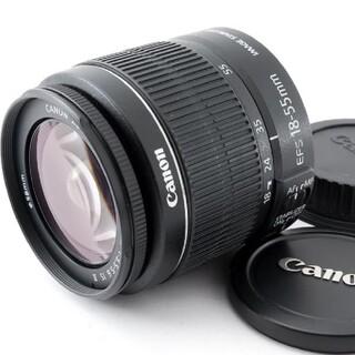 キヤノン(Canon)の【超美品】Canon EF-S 18-55mm IS Ⅱ AF & 手ブレ補正(レンズ(ズーム))