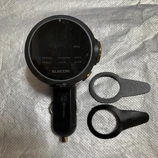 エレコム(ELECOM)のトランスミッター ELECOM Bluetooth(カーオーディオ)