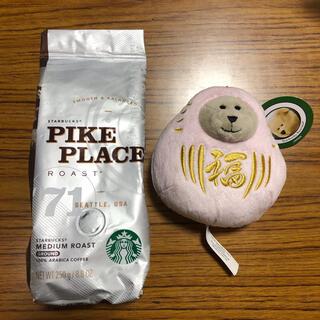 Starbucks Coffee - スタバ コーヒー ベアリスタ【新品未使用】