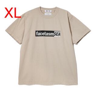 ファセッタズム(FACETASM)のFACETASM × WIND AND SEA tshirt(Tシャツ/カットソー(半袖/袖なし))