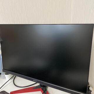 エイサー(Acer)のacer 144Hzモニター(ディスプレイ)