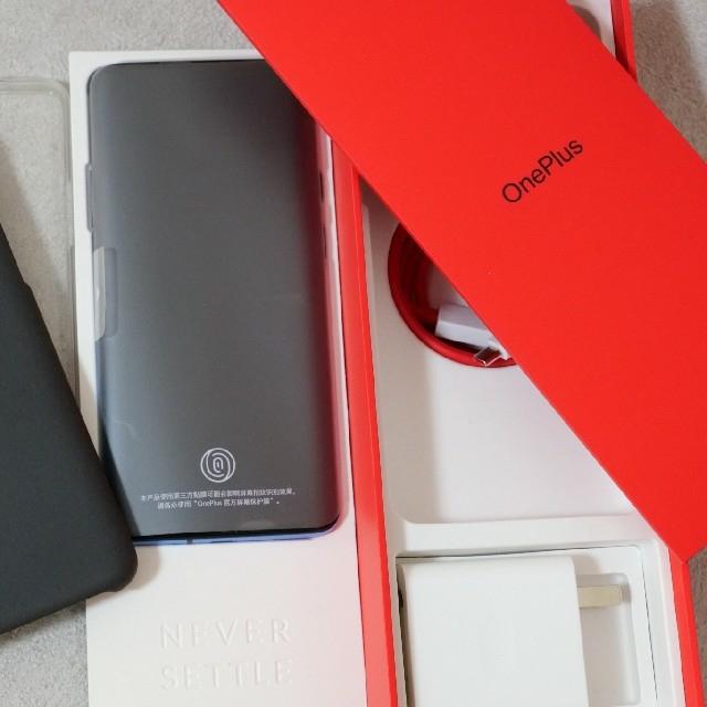 【最終値下げ】OnePlus 7T Pro【中国版】【SIMフリー】 スマホ/家電/カメラのスマートフォン/携帯電話(スマートフォン本体)の商品写真