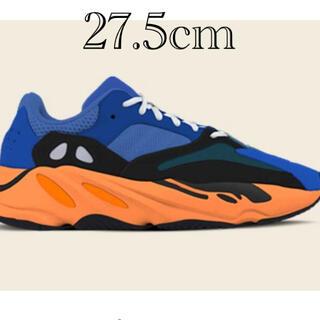 アディダス(adidas)のADIDAS YEEZY BOOST 700 BRIGHT BLUE(スニーカー)