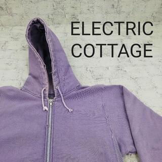 エレクトリックコテージ(ELECTRIC COTTAGE)のELECTRIC COTTAGE エレクトリックコテージ ジップアップパーカー(パーカー)