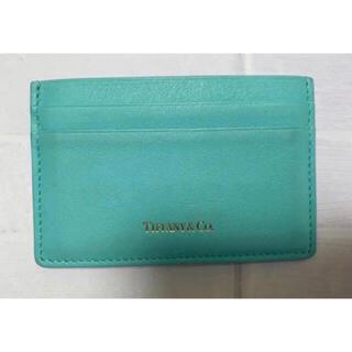 Tiffany & Co. - ティファニーカードケース (箱、布袋付き)