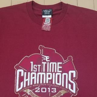 東北楽天ゴールデンイーグルス - 東北楽天イーグルス 2013年 優勝記念Tシャツ