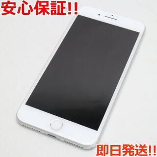 アイフォーン(iPhone)の良品中古 SIMフリー iPhone8 PLUS 256GB シルバー(スマートフォン本体)