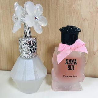 ANNA SUI - 【美品】香水2本セット