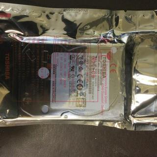 トウシバ(東芝)のHDD 500GB 未使用(PCパーツ)