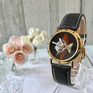 ピエールラニエ(Pierre Lannier)の【美品】Pierre Lannier ピエールラニエ 腕時計 さかな 魚 限定(腕時計)