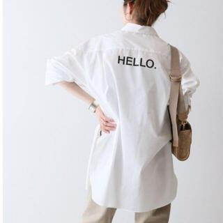 フレームワーク(FRAMeWORK)のフレームワーク ロングシャツ(シャツ/ブラウス(長袖/七分))