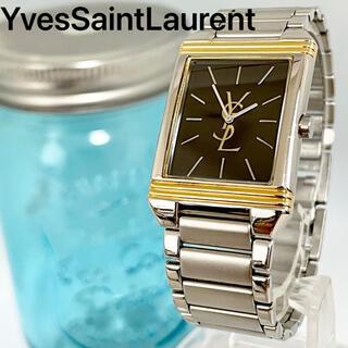 Saint Laurent - 98 イヴサンローラン時計 メンズ腕時計 レディース腕時計 ボーイズ スクエア