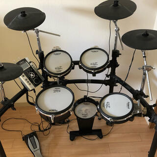 ローランド(Roland)のv-drums 電子ドラム ローランド Roland TD-9(電子ドラム)