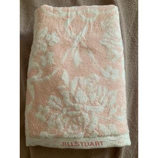 ジルスチュアート(JILLSTUART)のジルスチュアート バスタオル p薔薇ブーケ(タオル/バス用品)