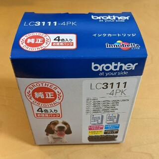 brother - Brother LC3111-4PK ブラザー 純正インクカートリッジ