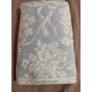 ジルスチュアート(JILLSTUART)のジルスチュアート バスタオル sa薔薇ブーケ(タオル/バス用品)