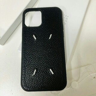 マルタンマルジェラ(Maison Martin Margiela)の正規新品 Maison Margiela iPhone12 携帯カバー(iPhoneケース)