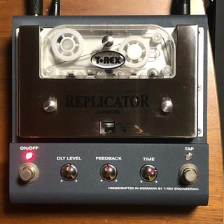 入手困難 T-REX REPLICATOR-JR アナログテープエコー名機!(エフェクター)